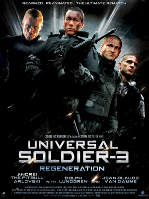 Universal Soldier: Regeneration 504x672