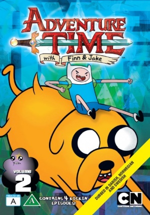 Adventure Time with Finn & Jake 490x700