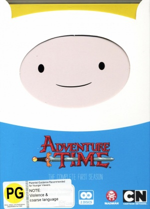 Adventure Time with Finn & Jake 1145x1600