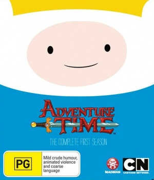 Adventure Time with Finn & Jake 589x692