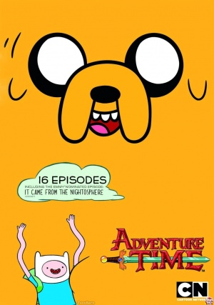 Adventure Time with Finn & Jake 932x1325
