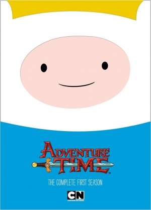 Adventure Time with Finn & Jake 1014x1412