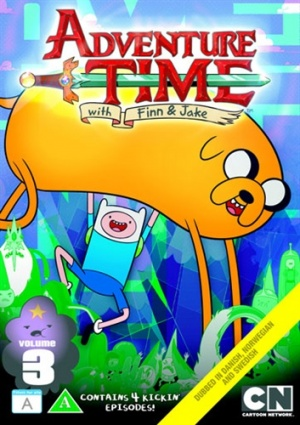 Adventure Time with Finn & Jake 353x500