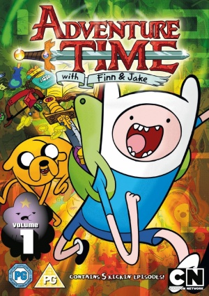 Adventure Time with Finn & Jake 800x1134