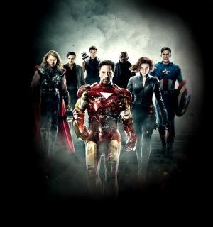 The Avengers 720x768