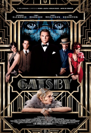 The Great Gatsby 2953x4316