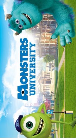 Monsters University 2363x4282