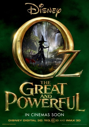 Oz the Great and Powerful 3147x4500