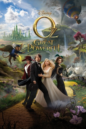 Oz the Great and Powerful 2000x3000