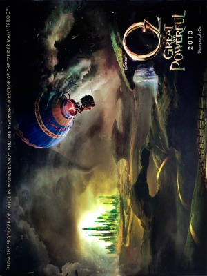 Oz the Great and Powerful 1063x1417