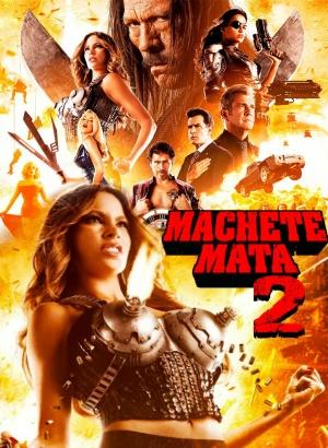 Machete Kills 776x1060
