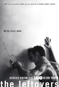 The Leftovers poster