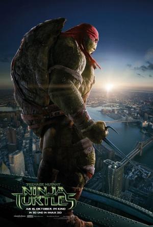Teenage Mutant Ninja Turtles 1383x2048