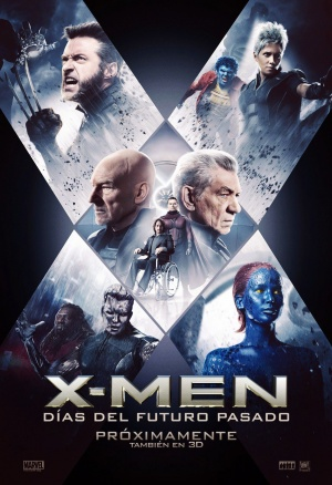 X-Men: Days of Future Past 1097x1600