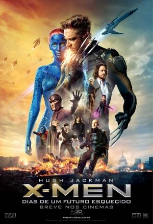 X-Men: Days of Future Past 3422x5000