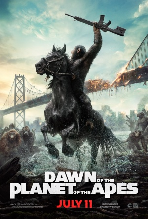 Dawn of the Planet of the Apes 2025x3000