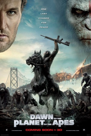 Dawn of the Planet of the Apes 1381x2048