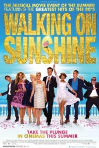 Walking on Sunshine poster