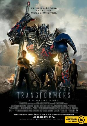 Transformers: La era de la extinción 1997x2894