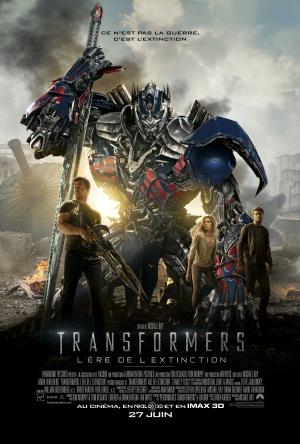 Transformers: La era de la extinción 2430x3600