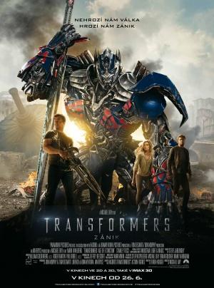 Transformers: La era de la extinción 3714x5000