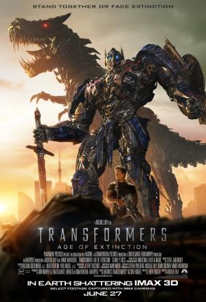 Transformers: La era de la extinción 1919x2800