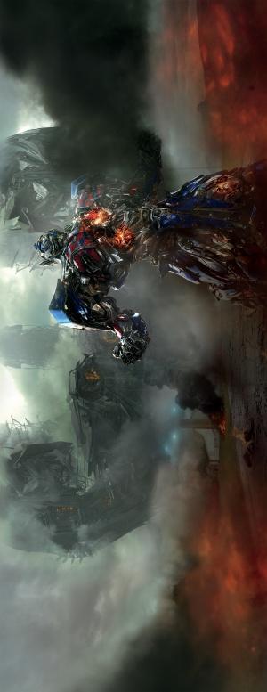 Transformers: La era de la extinción 1931x5000