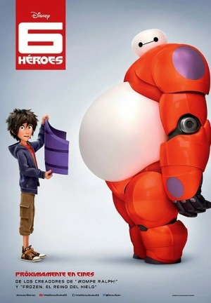 Big Hero 6 500x720
