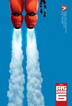 Big Hero 6 3385x5000