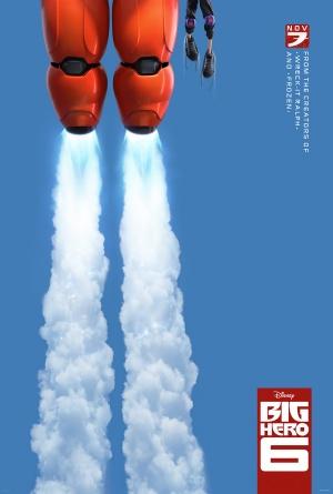 Big Hero 6 1085x1608
