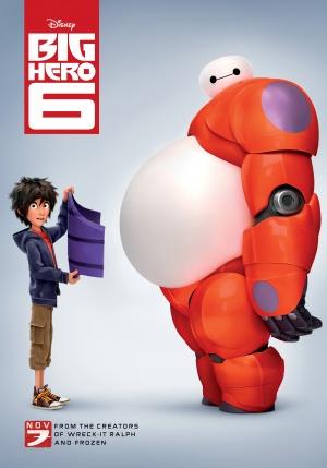 Big Hero 6 3500x5000