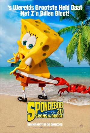 The SpongeBob Movie: Sponge Out of Water 648x960