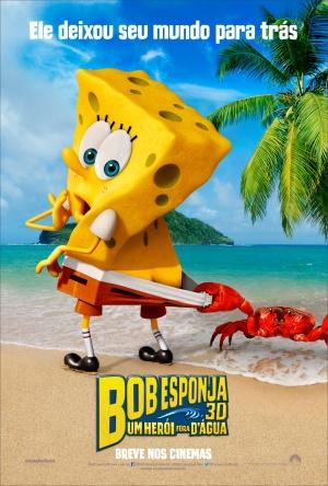 The SpongeBob Movie: Sponge Out of Water 1013x1500