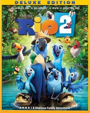 Rio 2 - Dschungelfieber 1555x1962