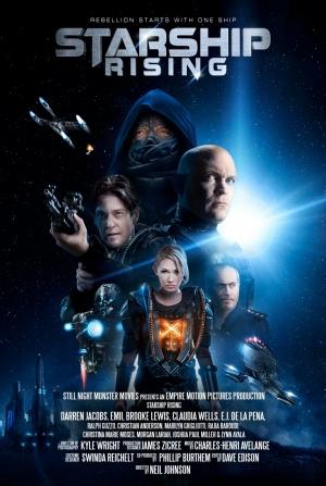 Starship: Rising 860x1280