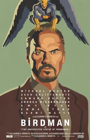 Birdman oder (Die unverhoffte Macht der Ahnungslosigkeit) 1278x2000
