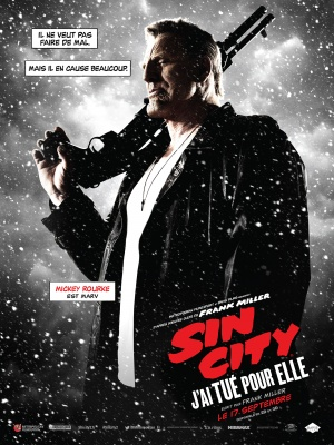 Sin City: A Dame to Kill For 1417x1890
