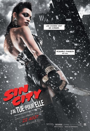 Sin City: A Dame to Kill For 1385x2000