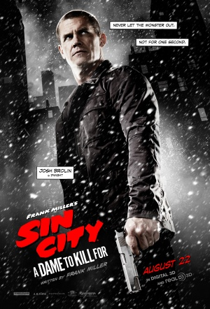 Sin City: A Dame to Kill For 3395x5000