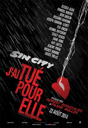 Sin City: A Dame to Kill For 360x520