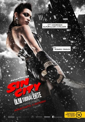 Sin City: A Dame to Kill For 620x885