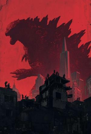 Godzilla 3395x5000