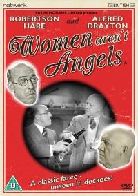Women Aren't Angels poster