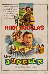 The Juggler poster
