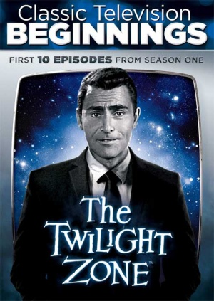 The Twilight Zone 500x705