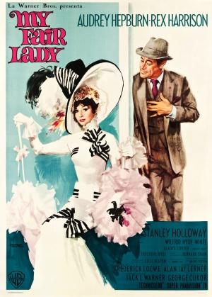My Fair Lady 2148x3000