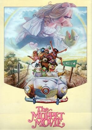 Muppet-elokuva 3538x5000