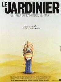 Le jardinier poster