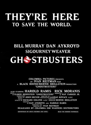 Ghostbusters 618x844
