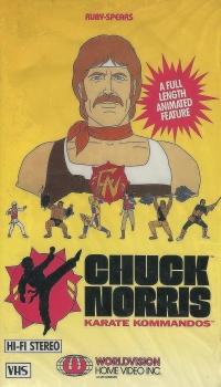 Chuck Norris: Karate Kommandos poster